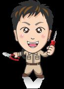土浦市・つくば市の家電修理・エアコン | デジタルオーム・國井晃平 | キャラクター画像